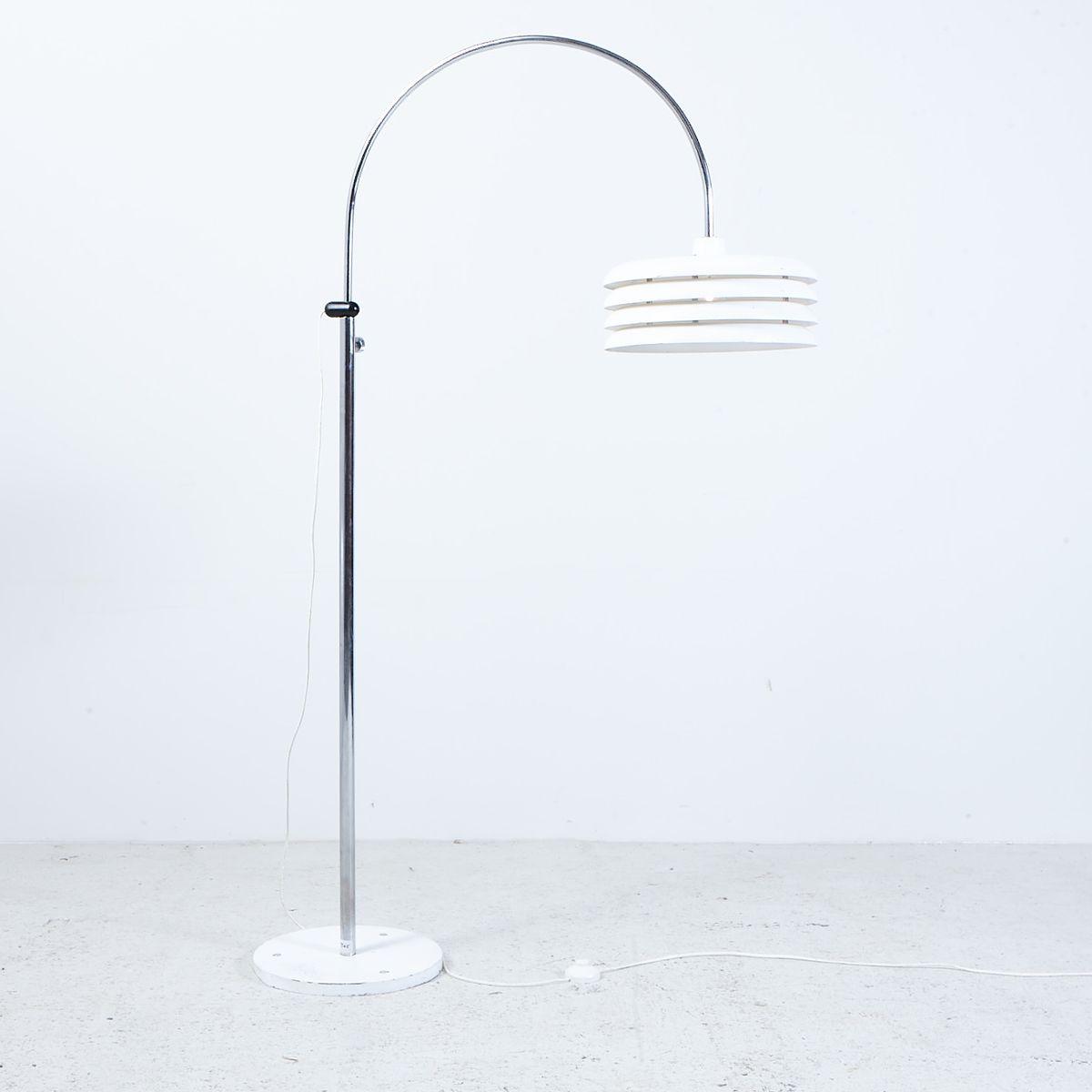 Stehlampe von Tamás Borsfay für Hungarian Craftsmanship Company, 1970e...