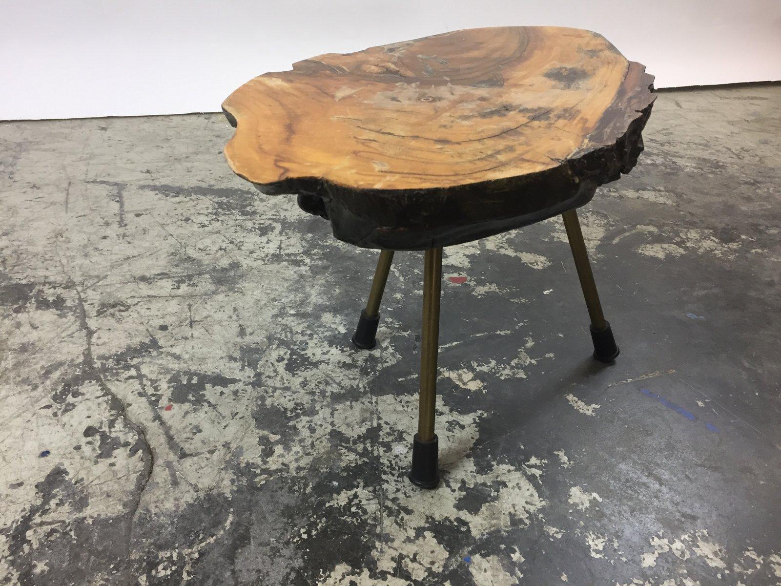 baumstamm tisch von carl auböck, 1950er bei pamono kaufen