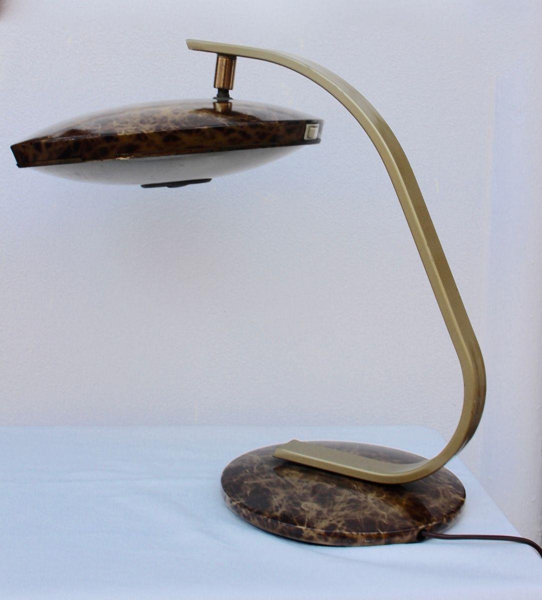 Vintage Modell 520C Tischlampe von Fase, 1960er