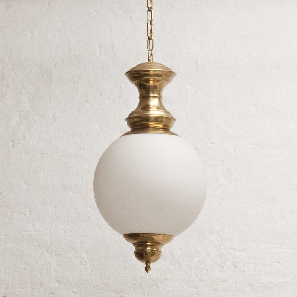 LS1 Deckenlampe von Luigi Gaccia Dominioni für Azucena, 1950er