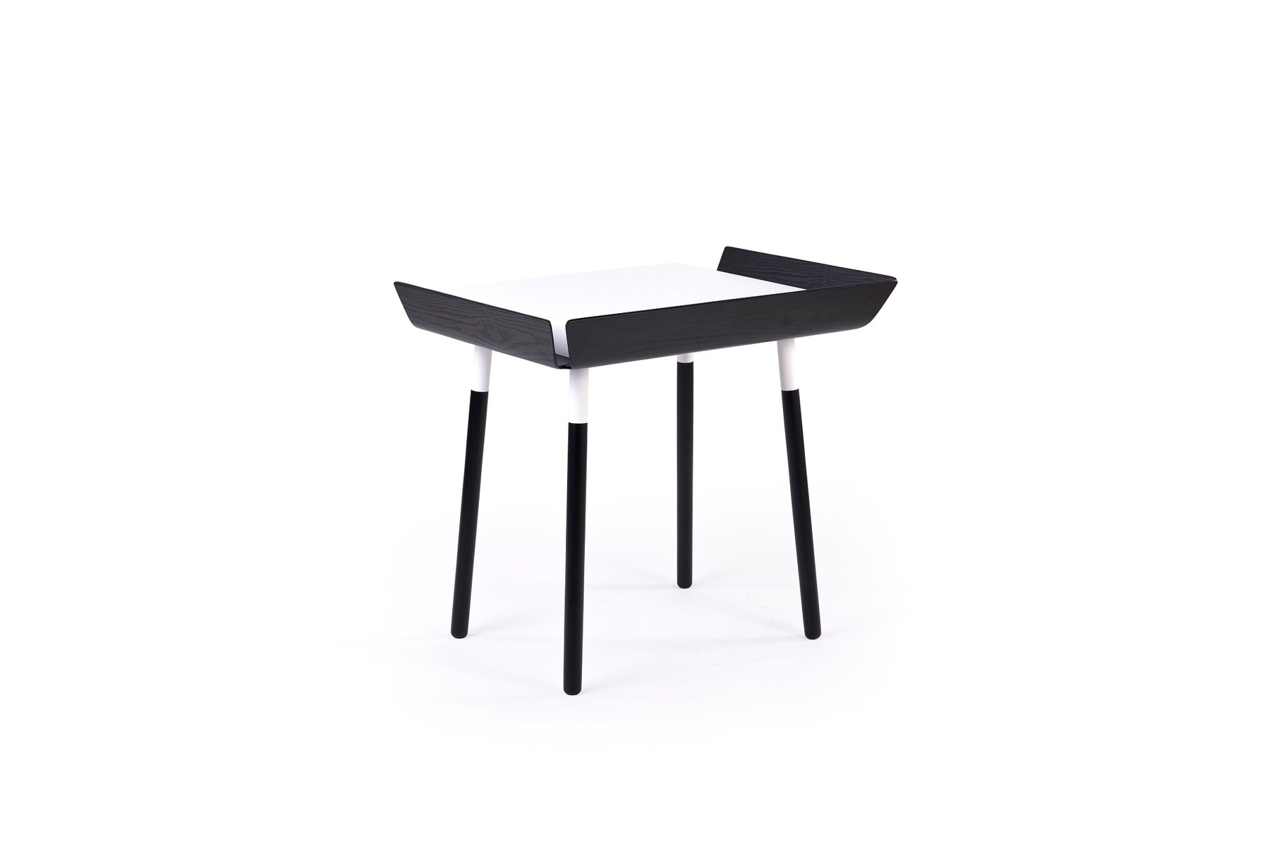 Small Black My Writing Desk In Birch By Etcetc For Emko Sale