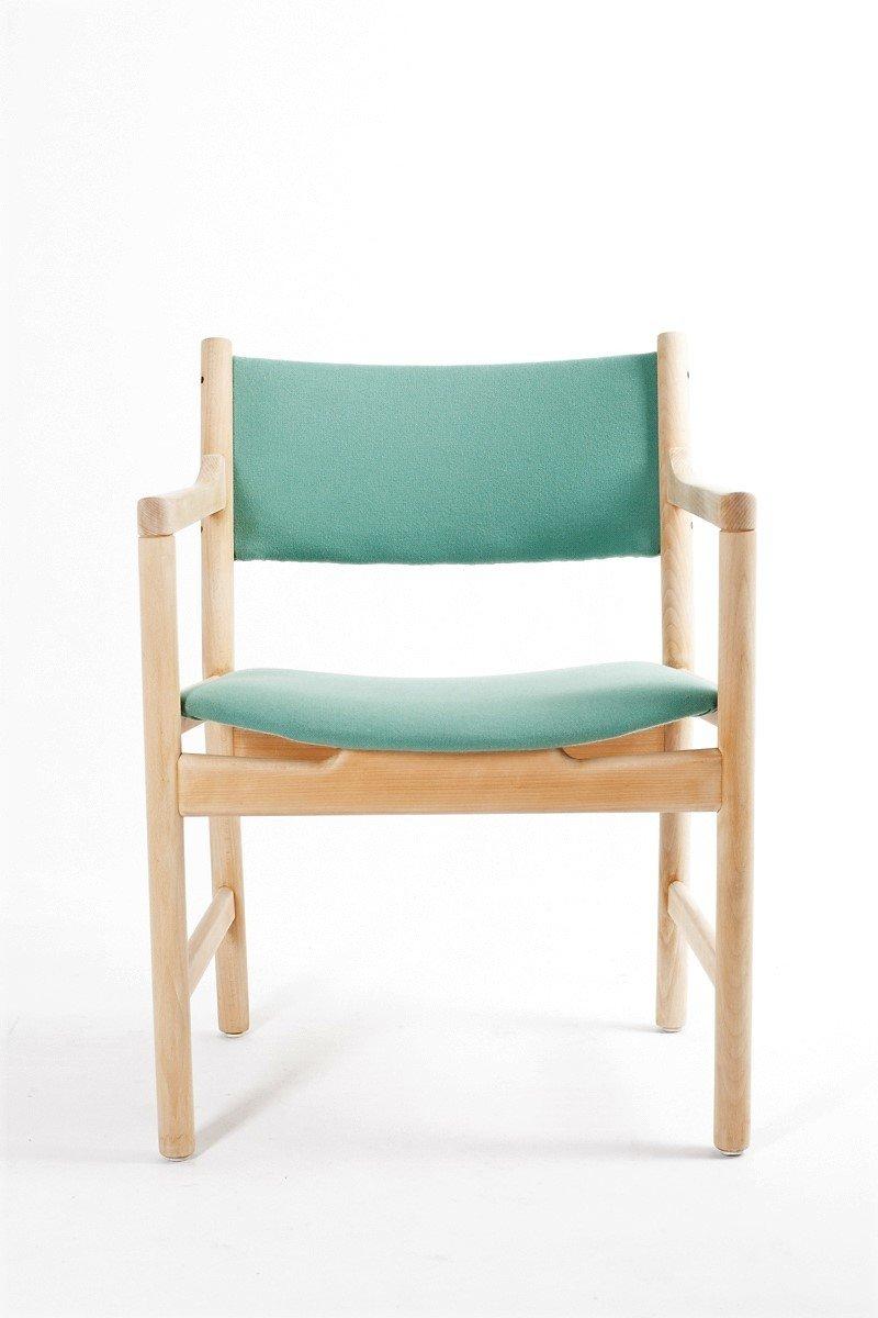 ch52 stuhl von hans j wegner f r johannes hansen 1960er bei pamono kaufen. Black Bedroom Furniture Sets. Home Design Ideas