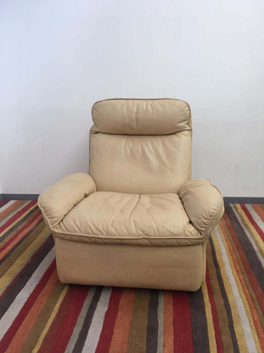 Leder Modell DS66 Sessel von de Sede, 1972