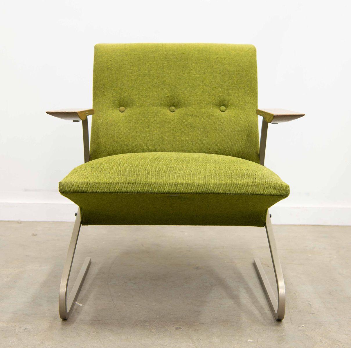 Sessel von Georges van Rijck für Beaufort, 1950er