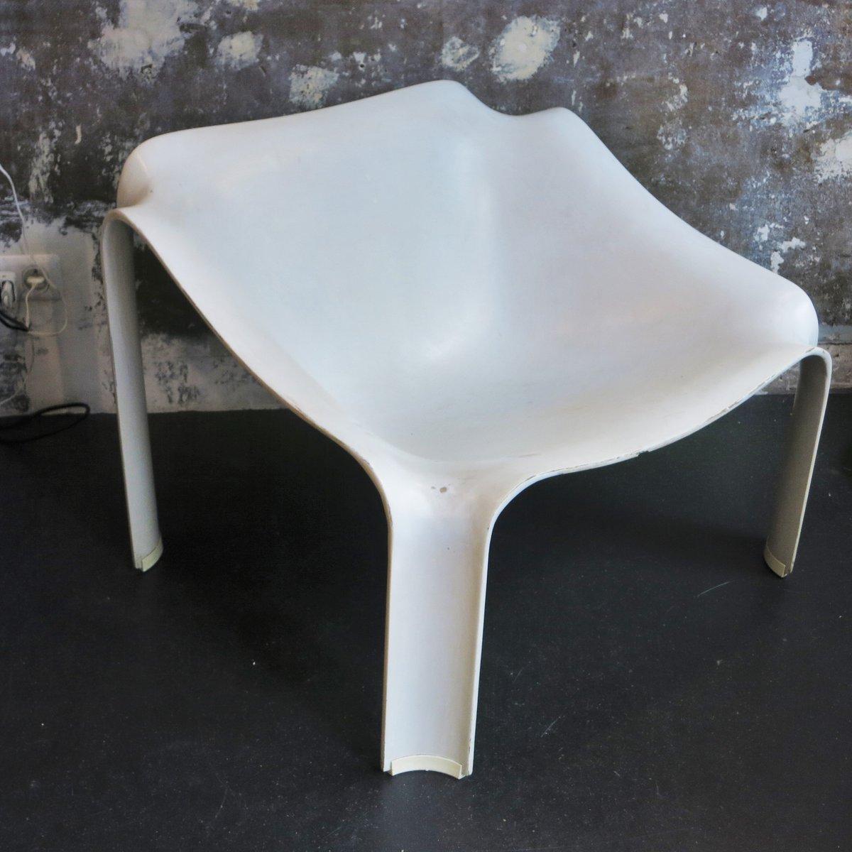 Niederländischer Vintage F300 Stuhl von Pierre Paulin für Artifort