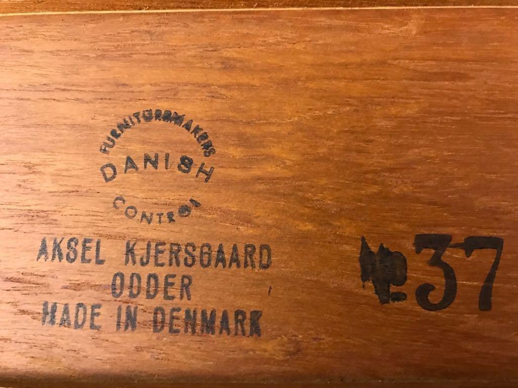 Vintage teak no 37 frisiertisch von aksel kjersgaard bei pamono kaufen - Frisiertisch vintage ...