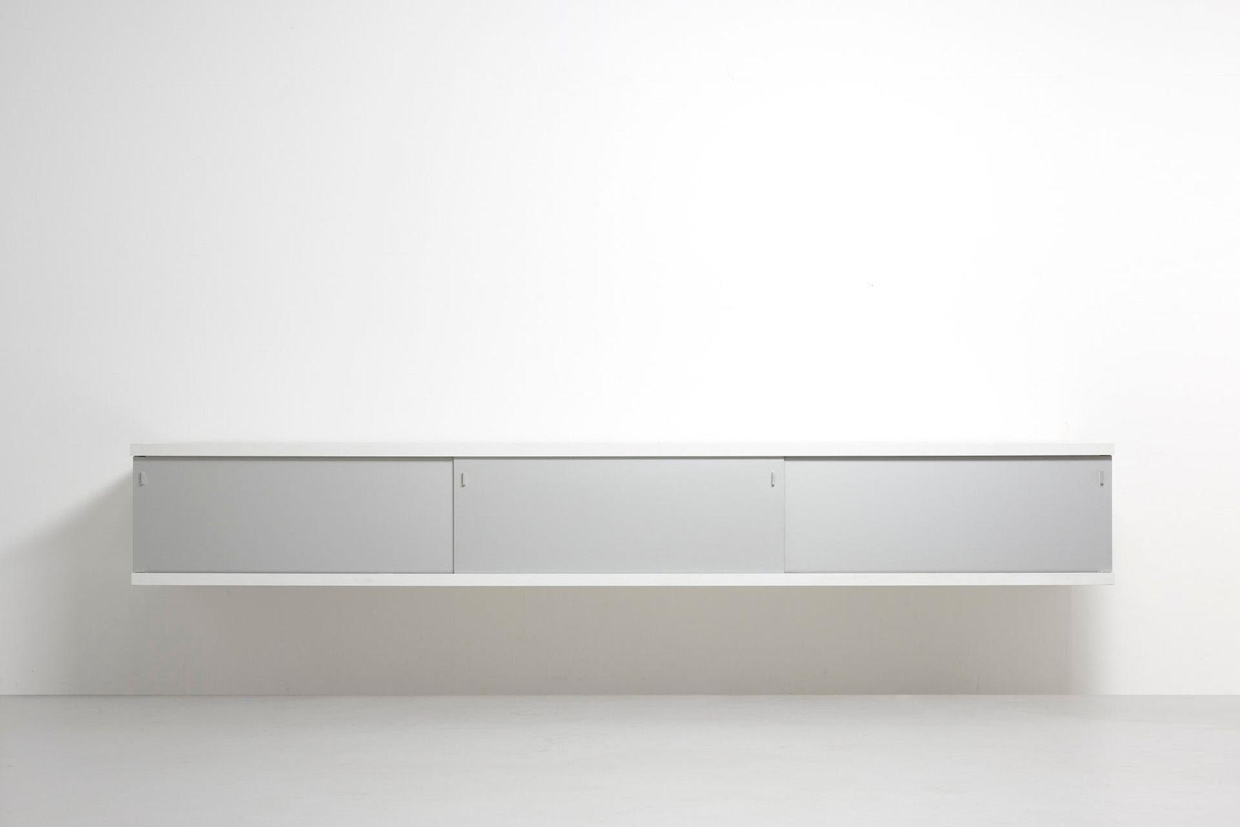 Schwebendes Sideboard von Horst Brüning für Behr, 1960er