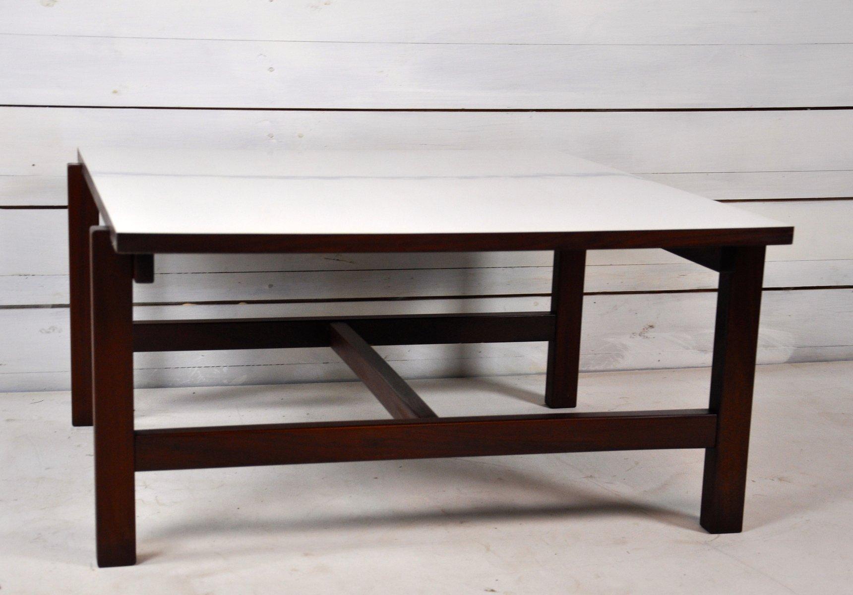 Vintage Teak U0026 Formica Reversible Coffee Table From Pastoe