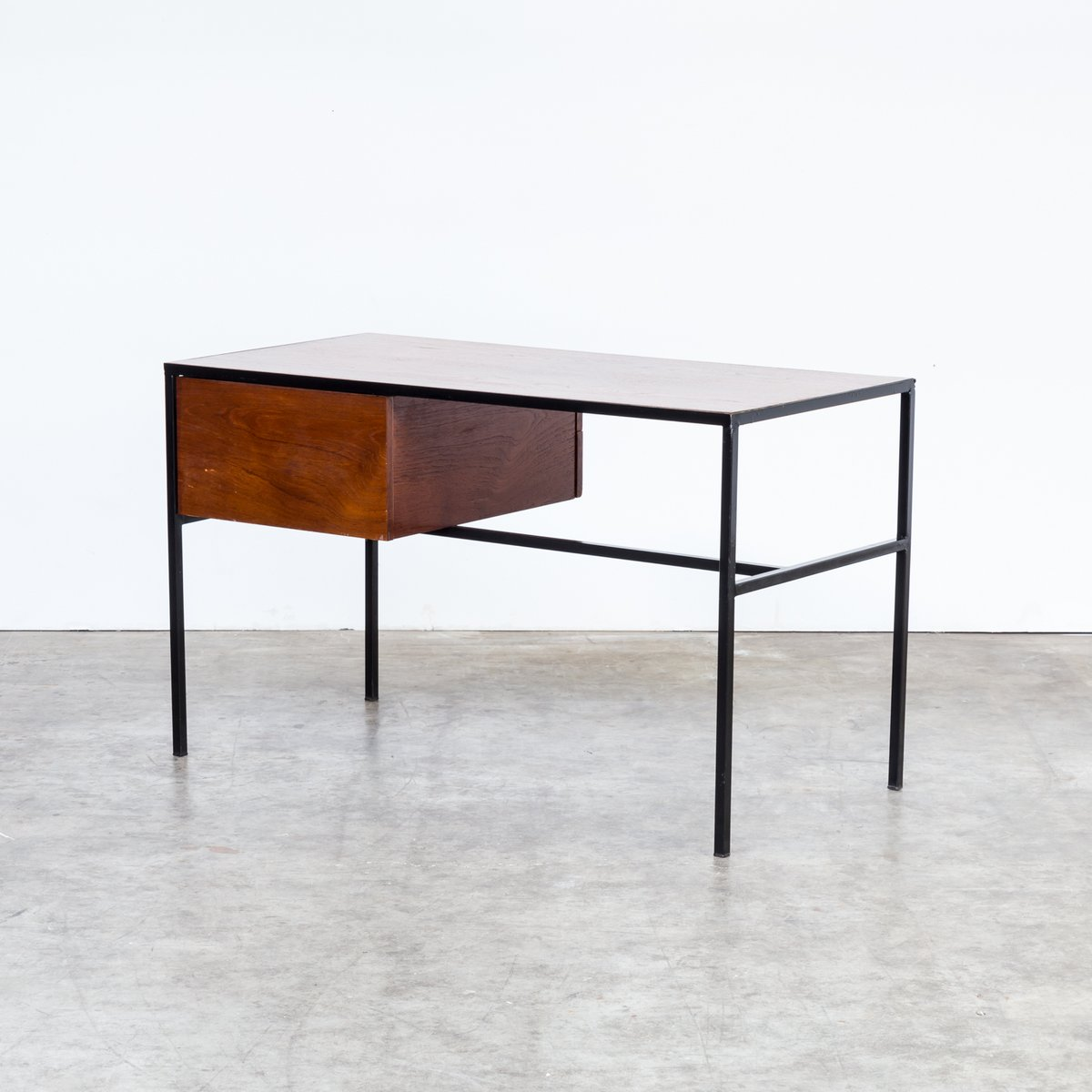 Schreibtisch von pierre guariche f r meurop 1960er bei for Innenarchitektur 1960