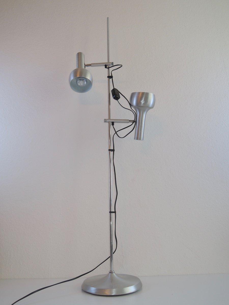 Stehlampe von Leclaire & Schäfer, 1970er