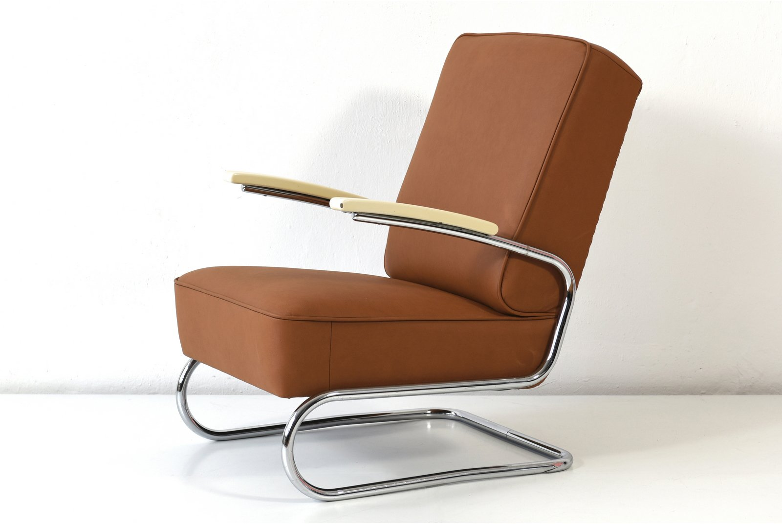 rs 8049 lounge chair from mauser 1950s cafe konrad vib. Black Bedroom Furniture Sets. Home Design Ideas
