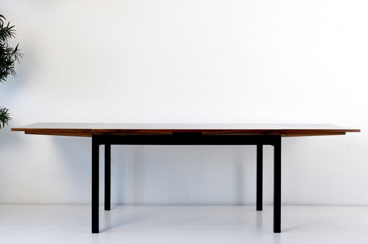 Ausziehbarer Tisch von Willy Guhl, 1959