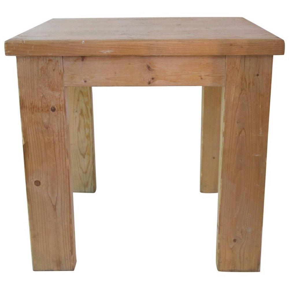 Holz Esstisch von Jean Prouvé & Guy Rey-Millet, 1960er