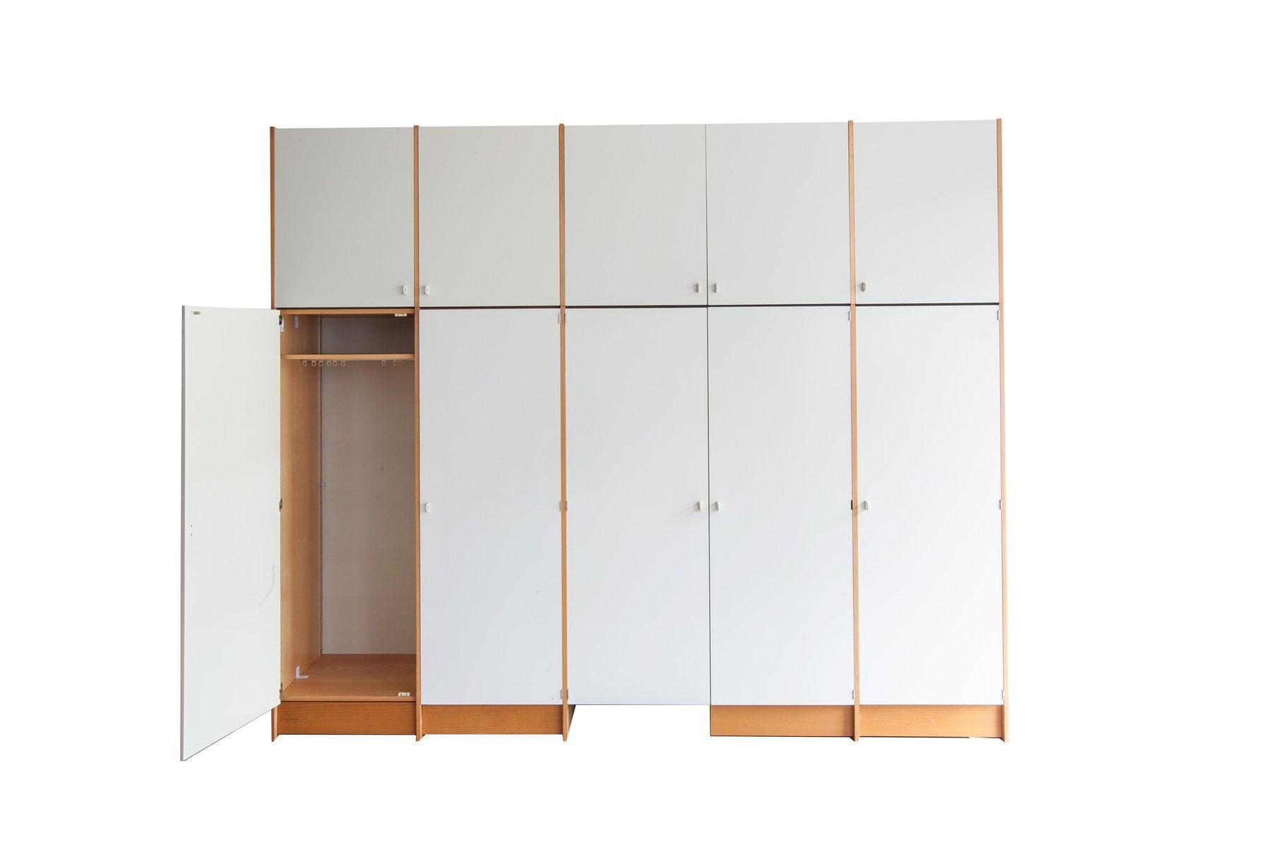 modell rz57 kleiderschrank von dieter rams f r otto zapf 1967 bei pamono kaufen. Black Bedroom Furniture Sets. Home Design Ideas