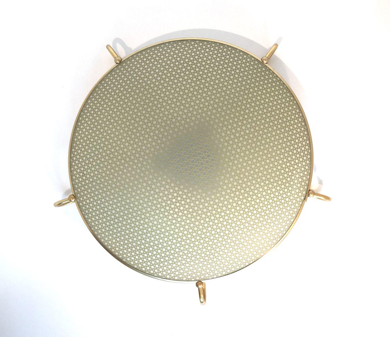 Vintage Modell Number 70 Deckenlampe von Erco