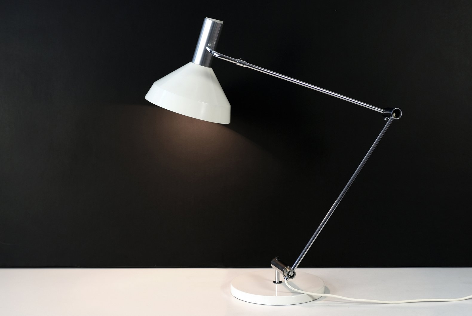 Typ 60 Tischlampe von Baltensweiler, 1957