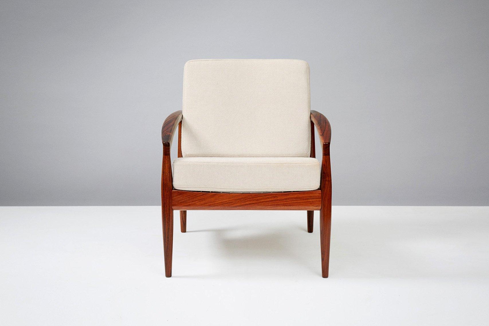 Paper Knife Chair aus Palisander von Kai Kristiansen für Magnus Olesen...