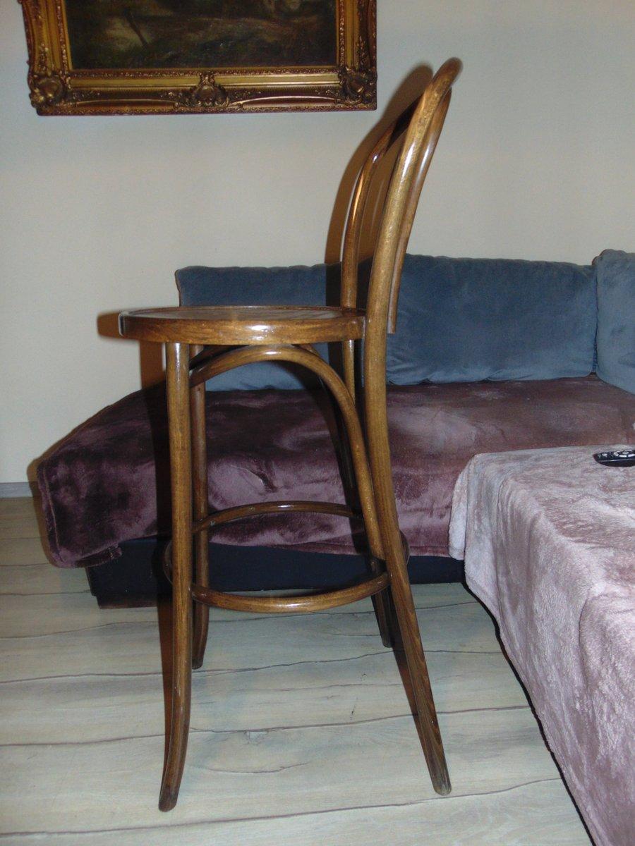 Chaise Haute Vintage En Bois Courb 7 Prix 13000 EUR Normal 15000