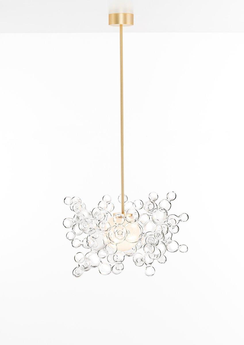 Bubble Kronleuchter von Simone Crestani