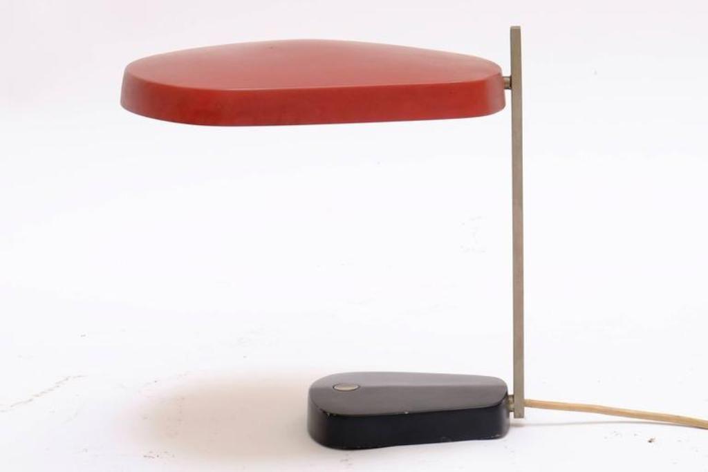 Moderne Lampen 9 : Mid century table lamp from kaiser idell kaiser leuchten for sale