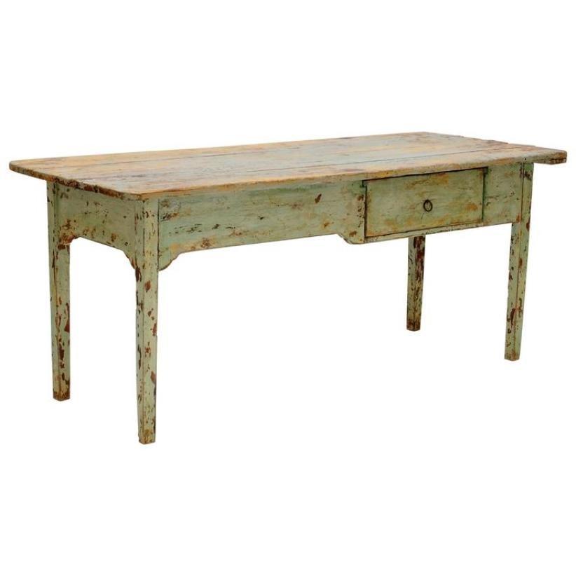 Italienischer Tisch, 19. Jh.
