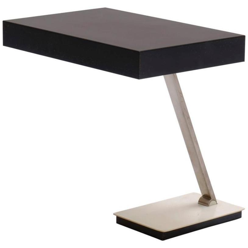 Mid Century Modern Table Lamp From Kaiser Idell