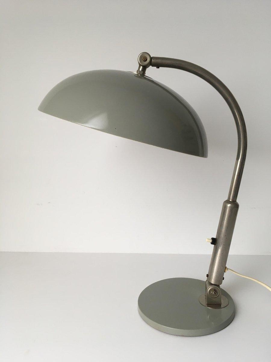 Vintage Modell 144 Schreibtischlampe von H. Th. J. A. Busquet für Hala...