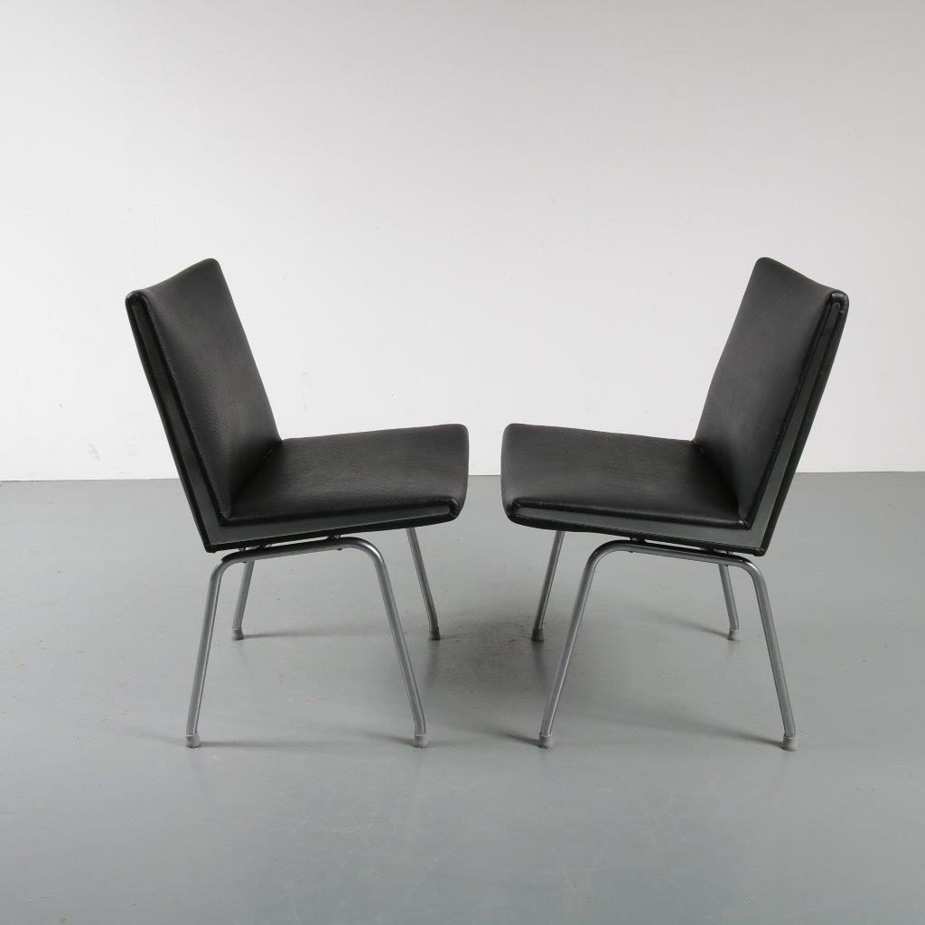 d nischer ap 40 stuhl von hans j wegner f r a p stolen. Black Bedroom Furniture Sets. Home Design Ideas