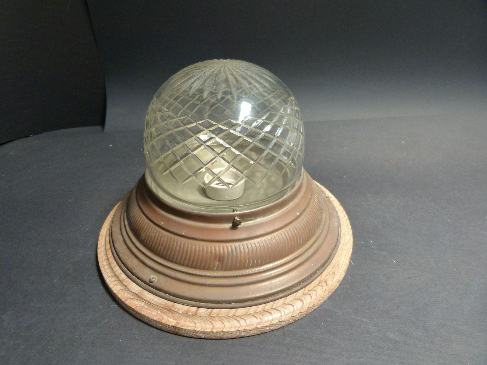 Deckenlampe, 1920er