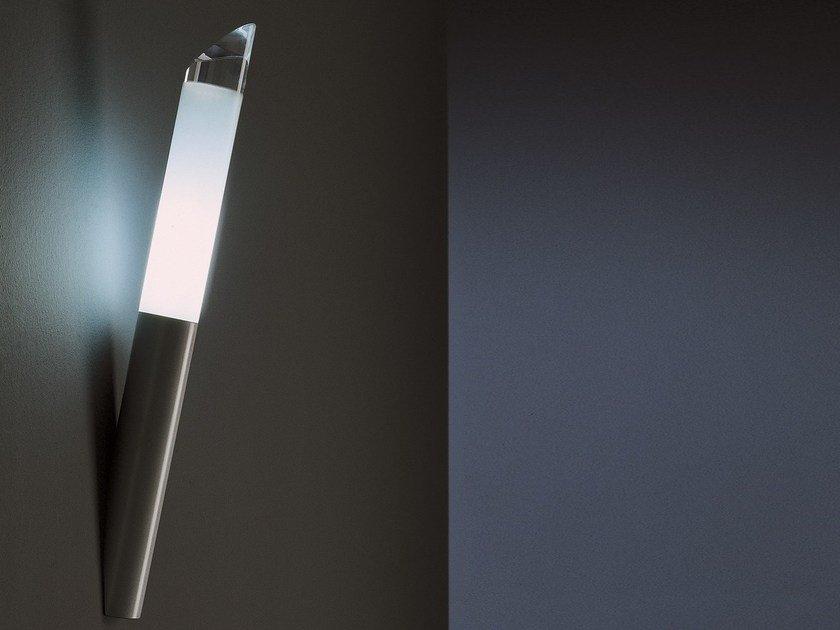 Vintage Wandlampe von Oluce, 1980er