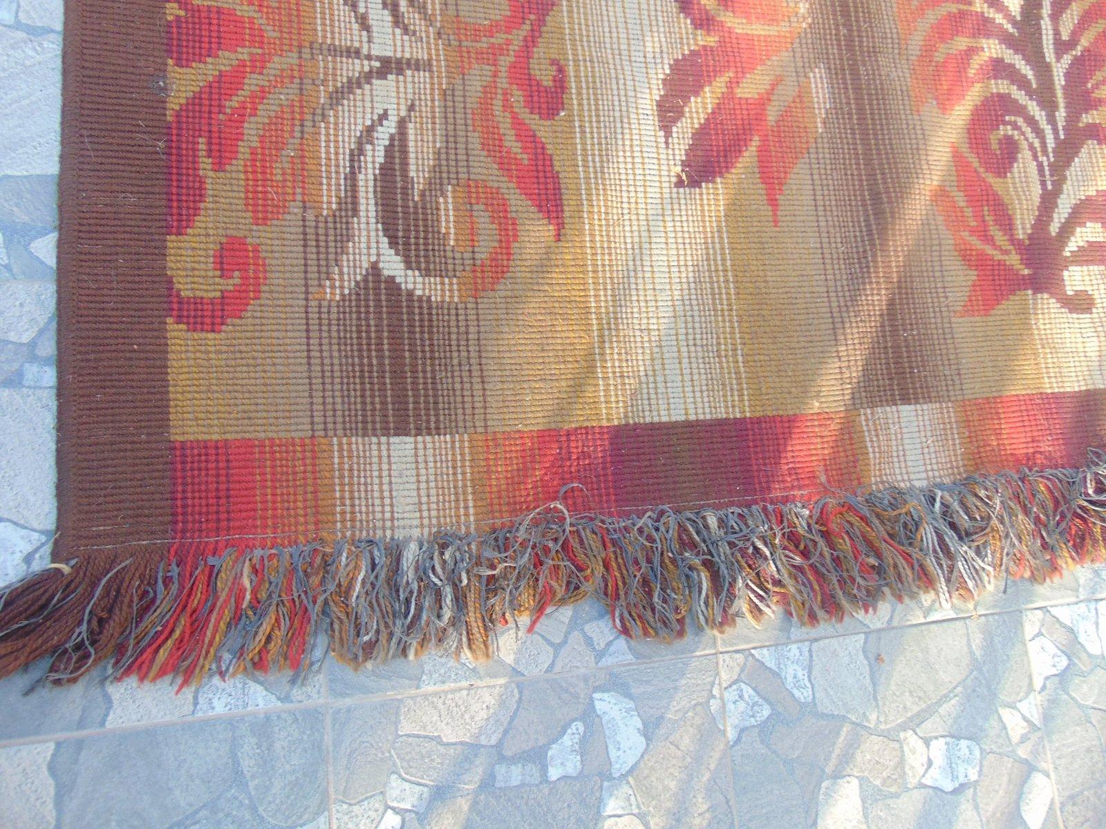 Polnischer art deco teppich bei pamono kaufen - Art deco teppich ...