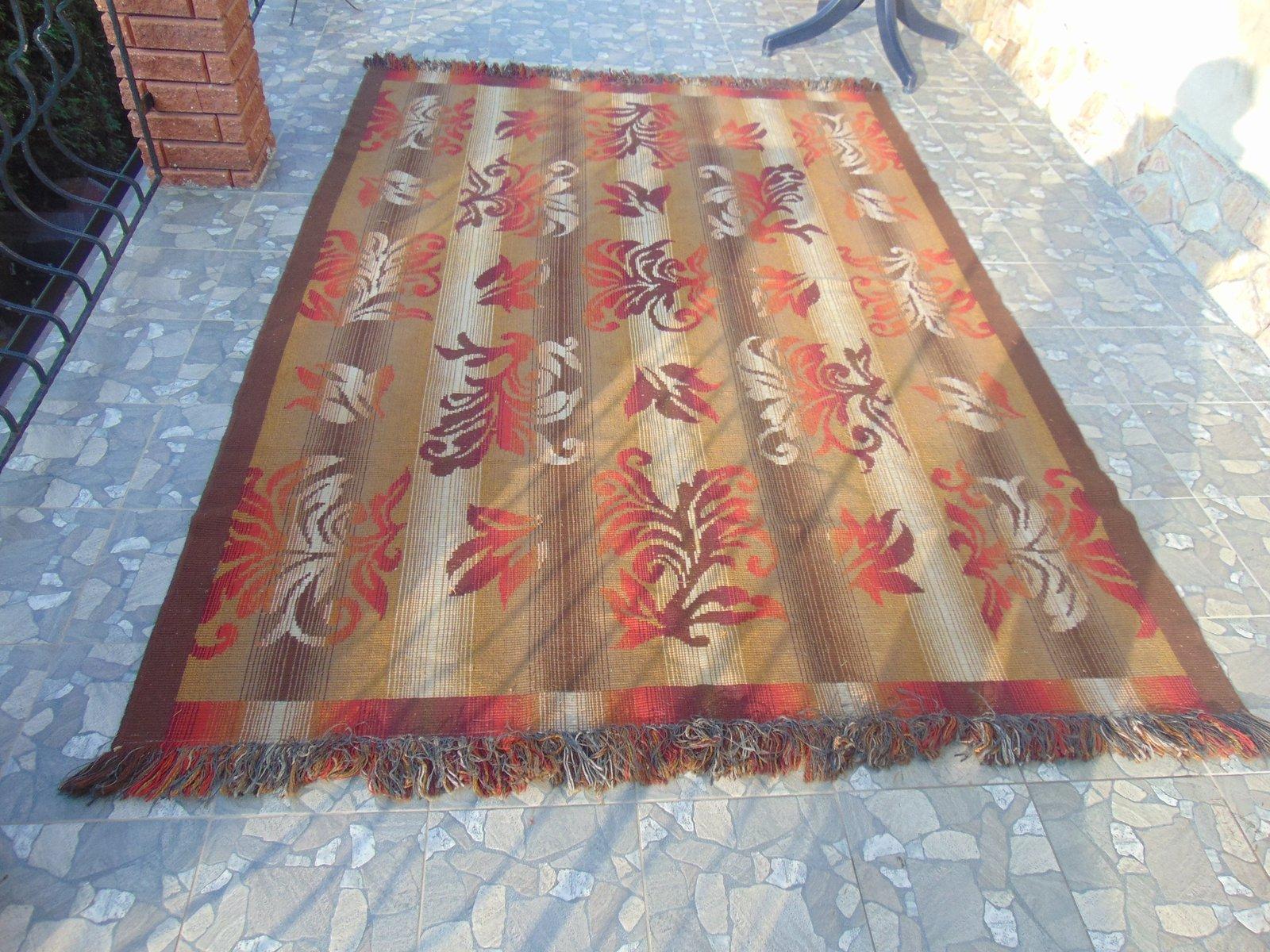 Polnischer Art Deco Teppich bei Pamono kaufen