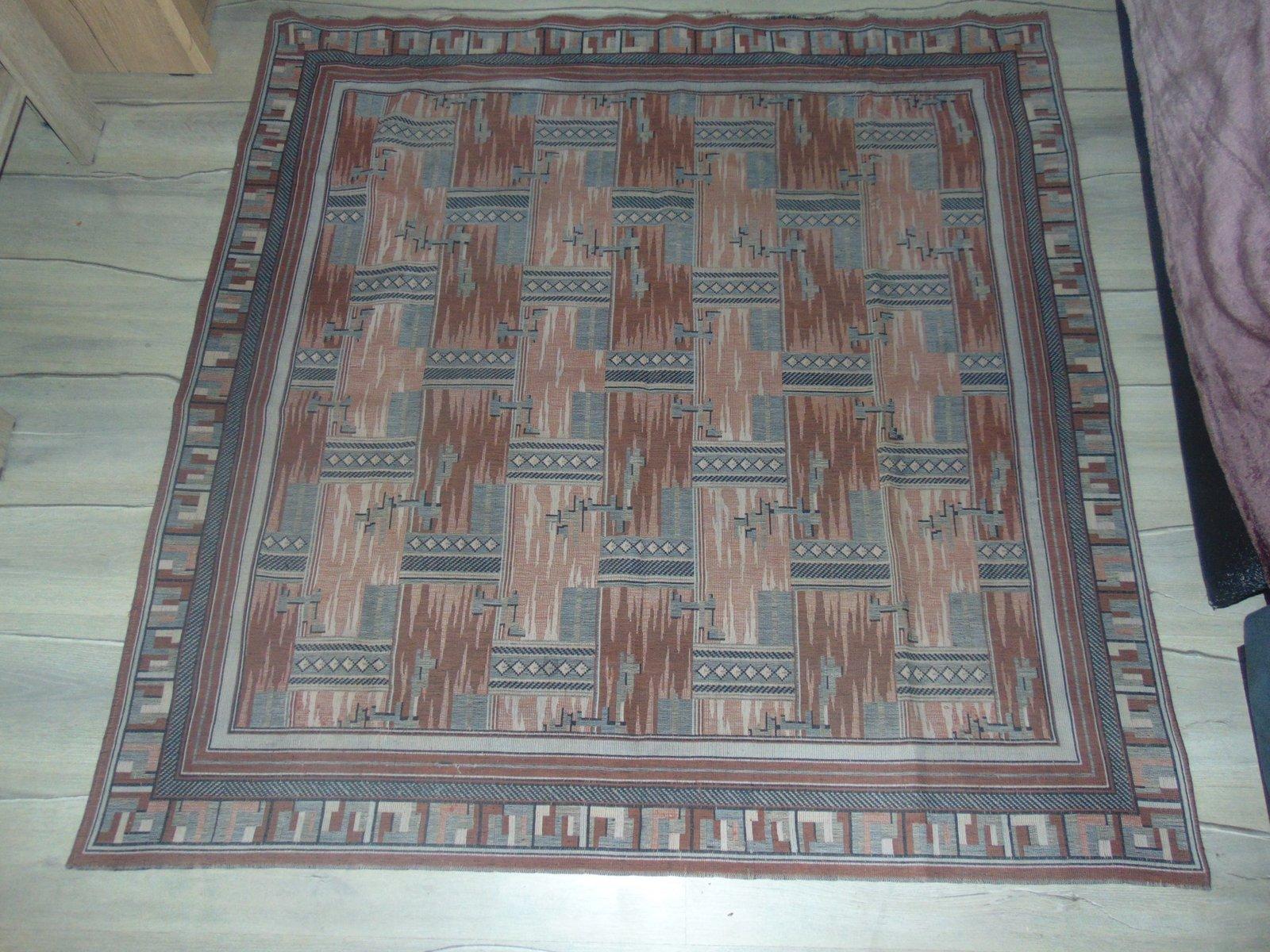 Art Deco Kelim Teppich bei Pamono kaufen