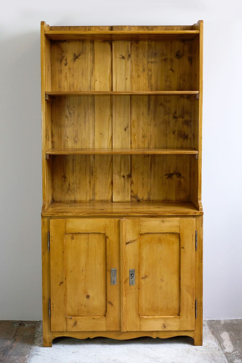 Antique Cupboard, 1860s - Antique Cupboard, 1860s For Sale At Pamono