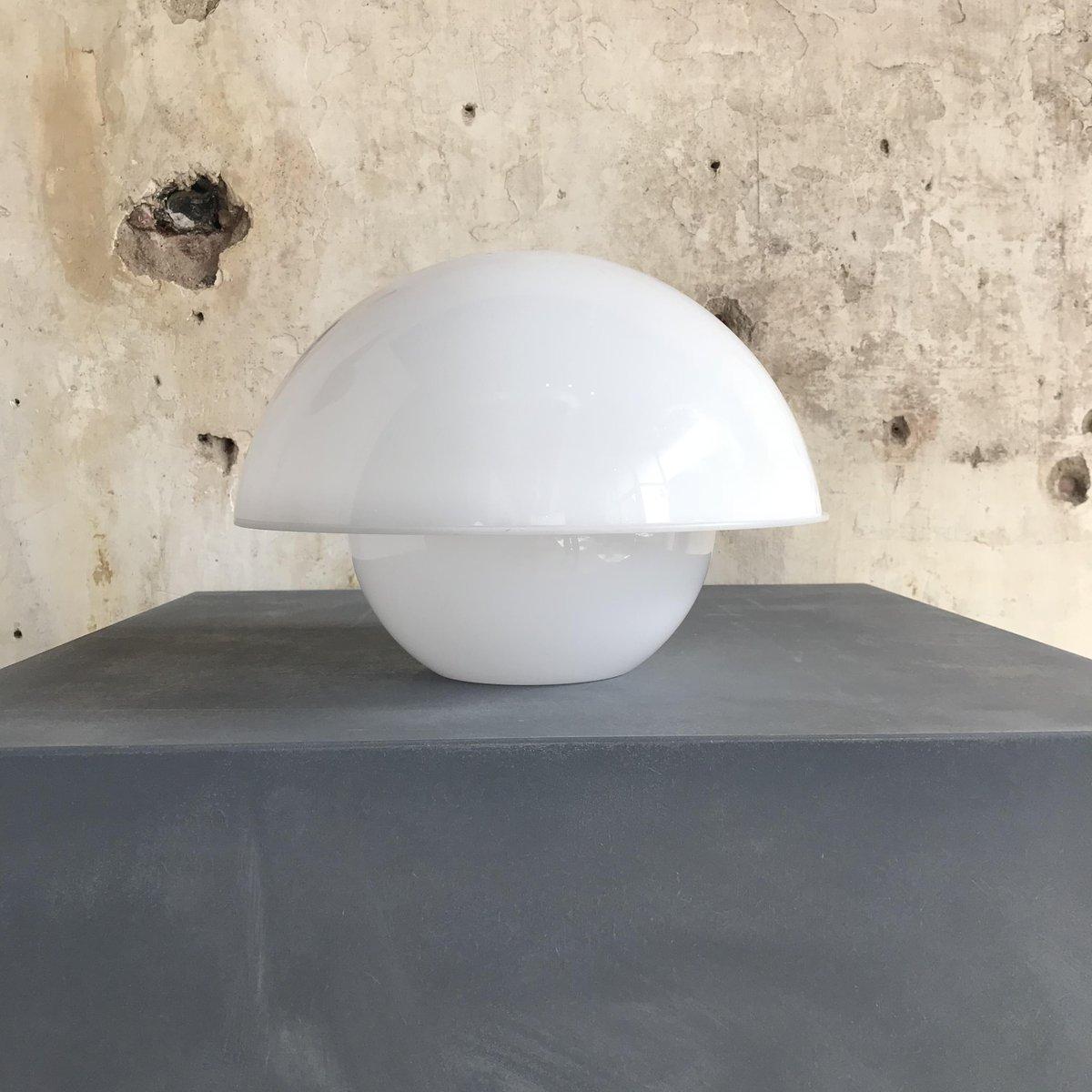 Modell Seta Tischlampe von André Ricard für Metalarte, 1970er