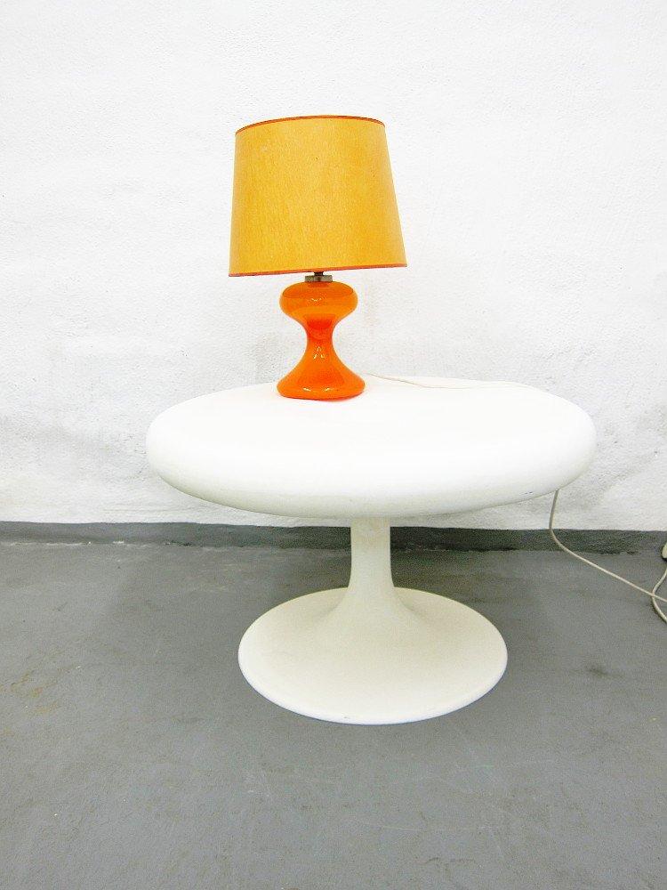 lampe de bureau ml1 vintage orange par ingo maurer en. Black Bedroom Furniture Sets. Home Design Ideas