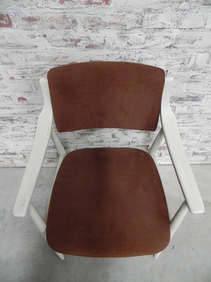 vintage samt esszimmerst hle 3er set bei pamono kaufen. Black Bedroom Furniture Sets. Home Design Ideas