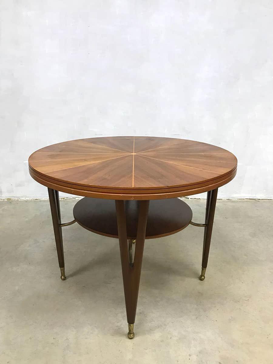 Dänischer Mid-Century Couchtisch von Jese Möbel