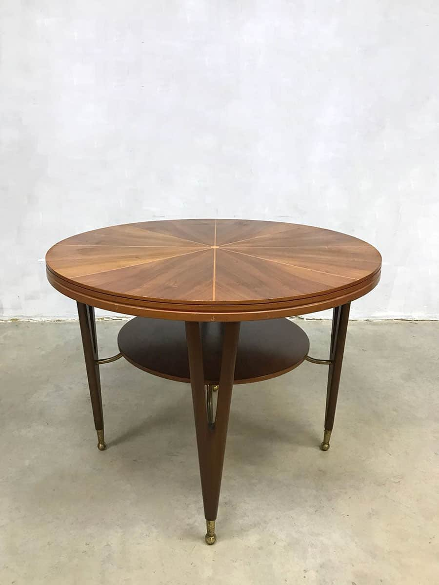 Mid Century Modern Danish Coffee Table From Jese Möbel For Sale At