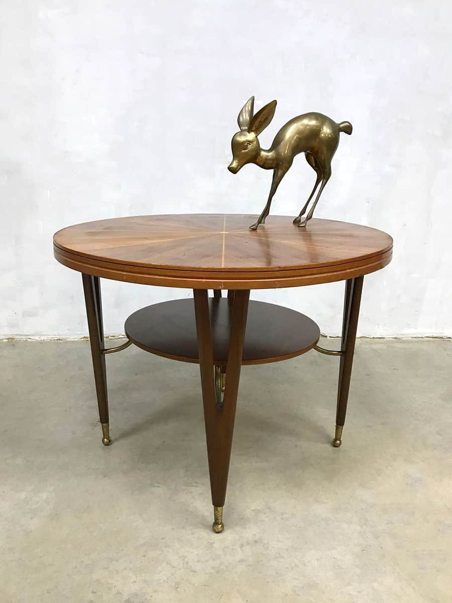 mid century modern danish coffee table from jese m bel for sale at pamono. Black Bedroom Furniture Sets. Home Design Ideas
