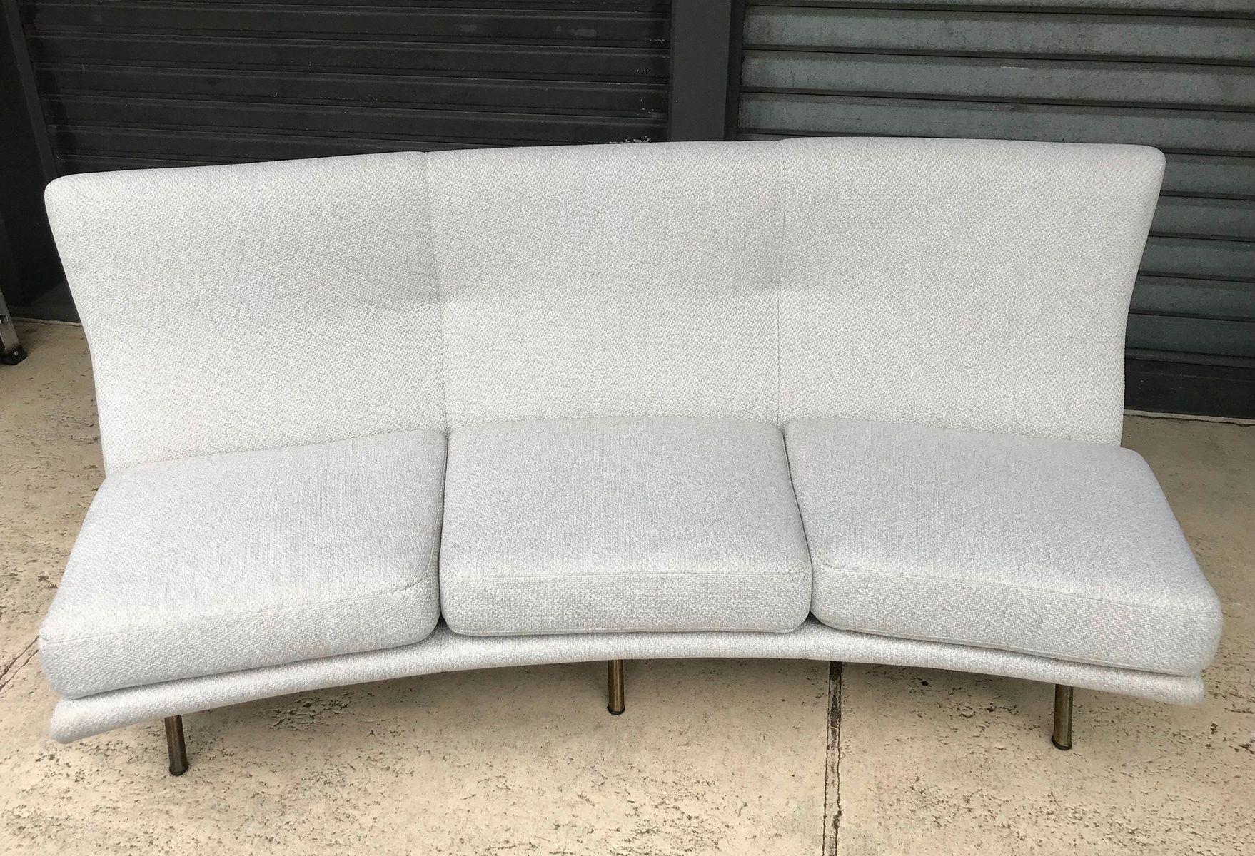 Italienische triennal sofa von marco zanuso f r artflex for Italienische sofa