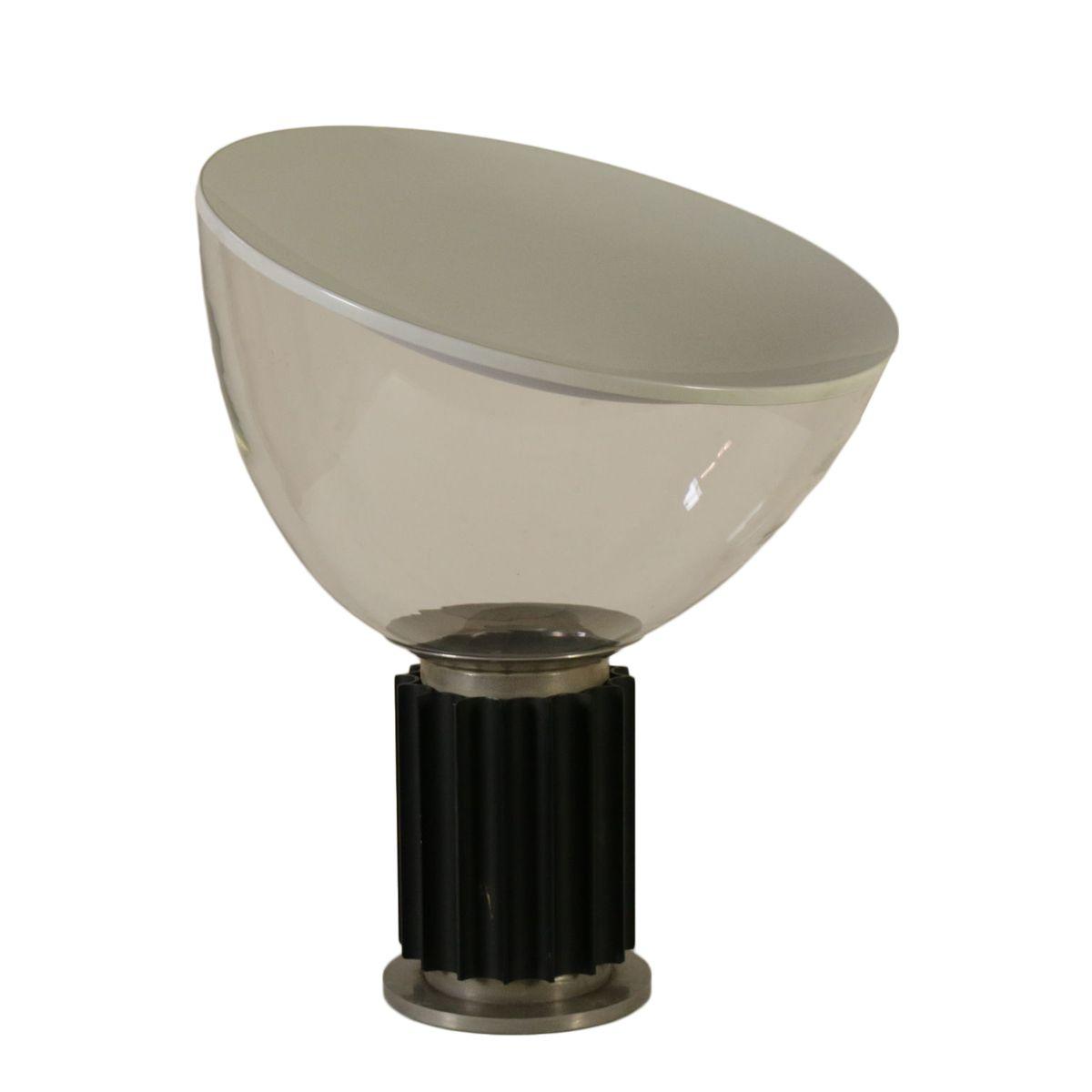 Vintage taccia table lamp by achille pier giacomo castiglioni for vintage taccia table lamp by achille pier giacomo castiglioni for flos aloadofball Images