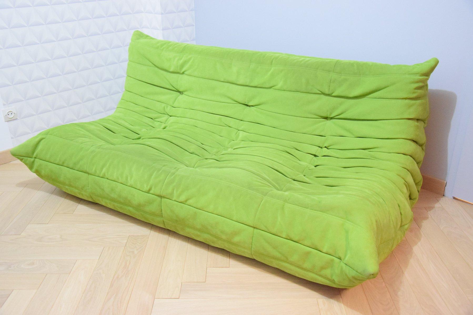 vintage togo sofa from ligne roset for sale at pamono. Black Bedroom Furniture Sets. Home Design Ideas