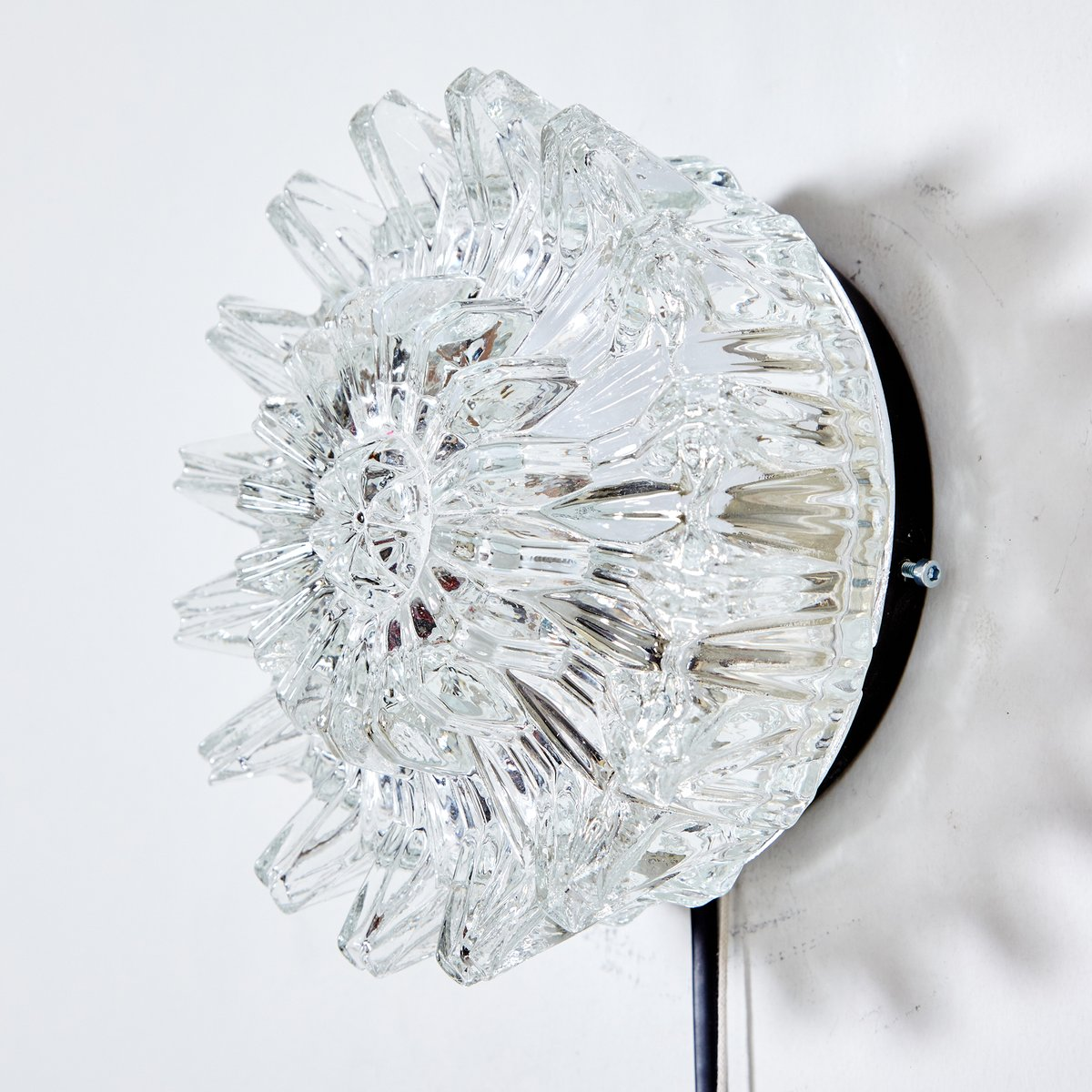 modell a673 wandlampe von richard essig f r limburg 1960er bei pamono kaufen. Black Bedroom Furniture Sets. Home Design Ideas
