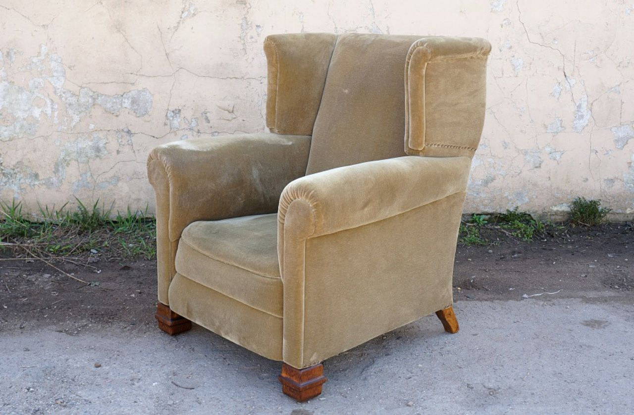 Französischer Sessel, 1930er