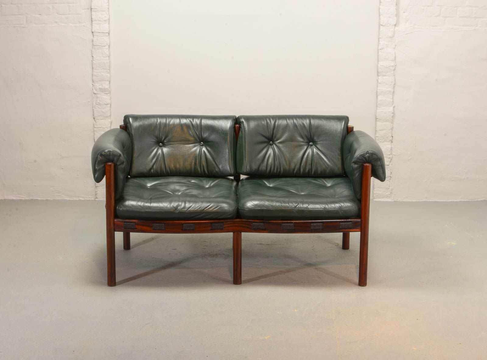 2 Seater Sofa By Arne Norell For Coja 1960s