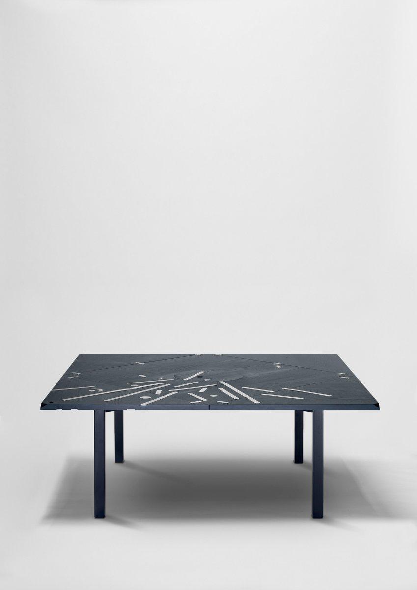 Alella Tisch von Lluís Clotet für BD Barcelona