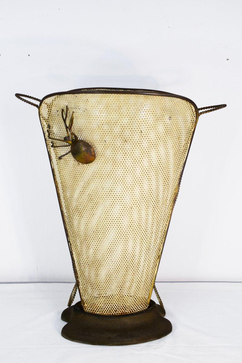 Lochblech Schirmständer von Mathieu Mategot, 19...