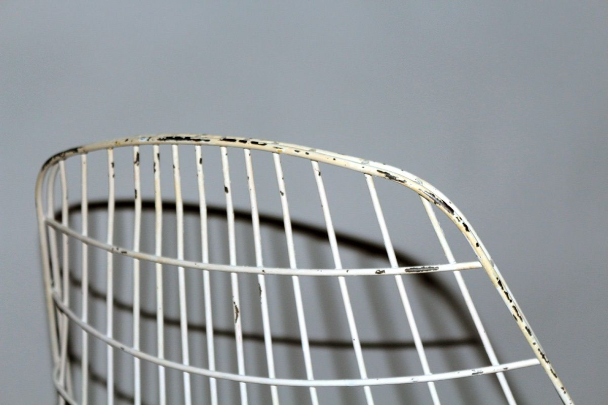 Mid-Century Wire Chair by Cees Braakman for Pastoe for sale at Pamono