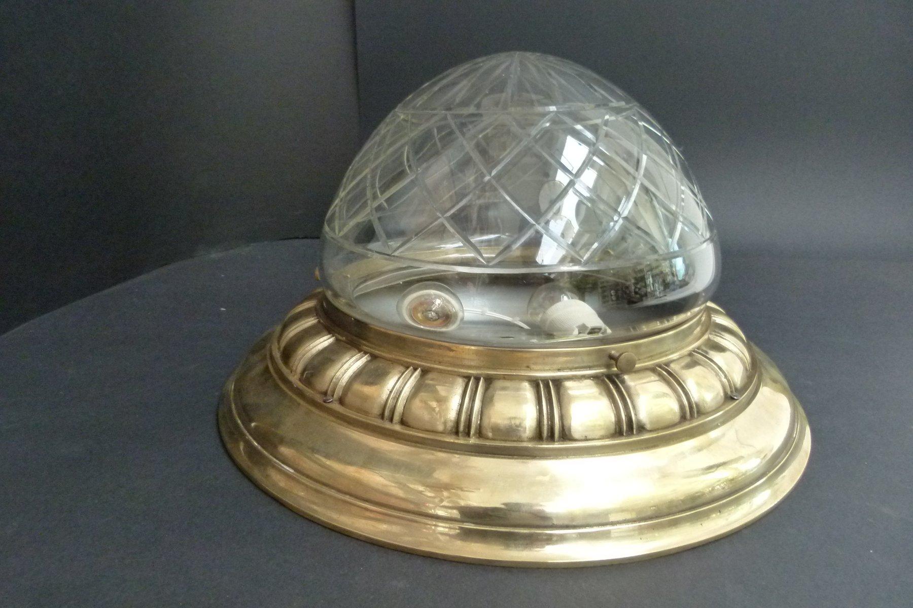 Jugendstil Liberty Deckenlampe, 1930er